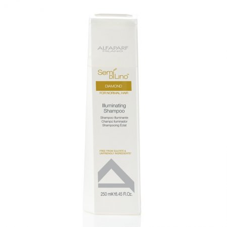 Alfaparf Semi di Lino Diamond, szampon rozświetlający, 1000ml