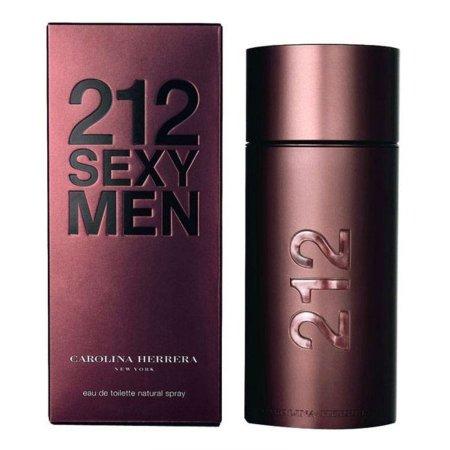 Carolina Herrera 212 Sexy MEN, woda toaletowa, 100ml (M)