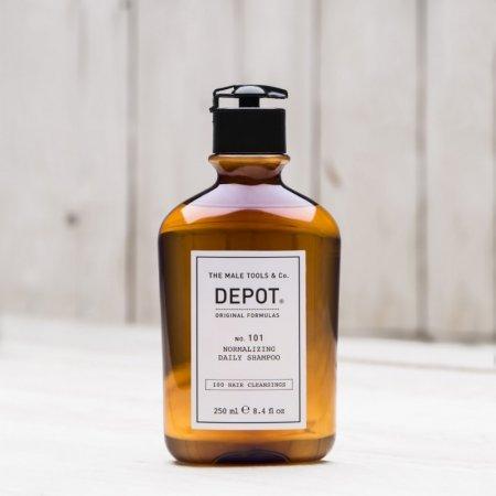 Depot No. 101, szampon do codziennej pielęgnacji, 250ml