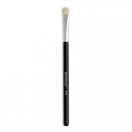 Semilac Makeup, pędzel do makijażu, 475