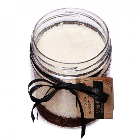 Dushka, peeling cukrowo-solny Kokos, 200ml