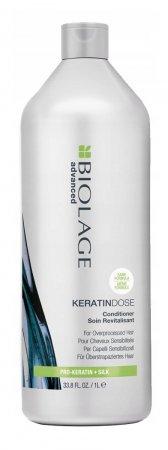 Biolage Keratindose, odżywka do włosów zniszczonych, 1000ml