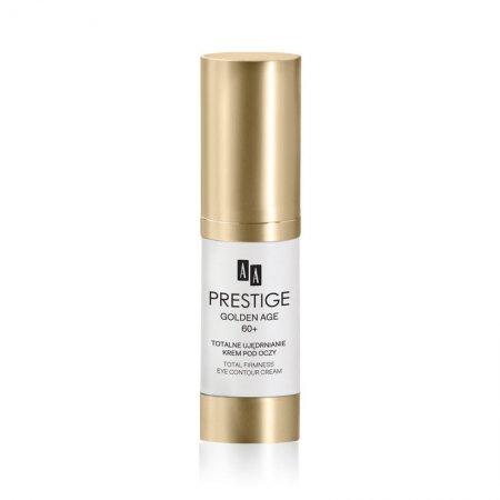 AA Prestige Golden Age, krem pod oczy, totalne ujędrnienie, 15 ml
