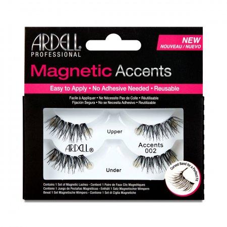 Ardell Magnetic Lashes, rzęsy magnetyczne, połówki, 002