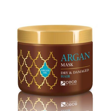 CeCe Argan, maska z olejkiem arganowym, 250ml