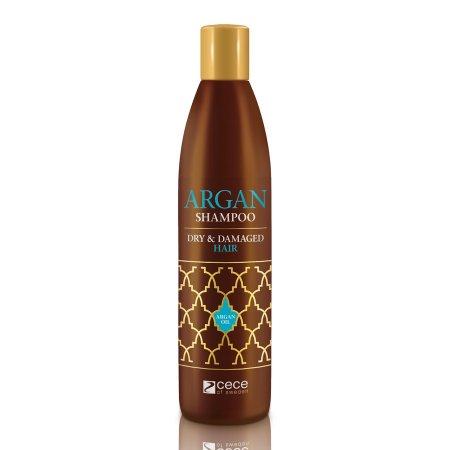 CeCe Argan, szampon z olejkiem arganowym, 300ml