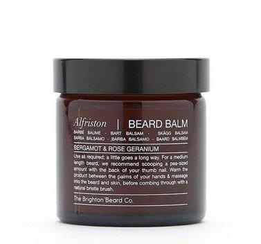 Brighton Beard, balsam do brody Róża i Pelargonia, 60ml