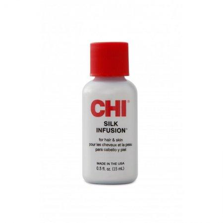 CHI Silk Infusion, naturalny jedwab rekonstruujący, 15ml