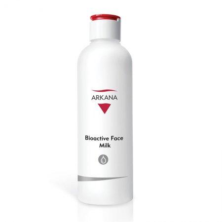 Arkana Bioactive, mleczko nawilżające do demakijażu, bioaktywne, 200ml