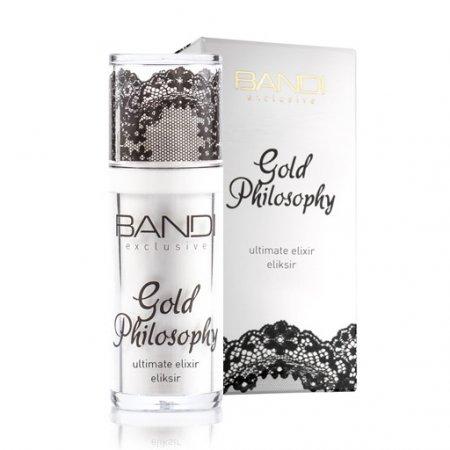 Bandi Gold Philosophy, eliksir młodości, 30ml