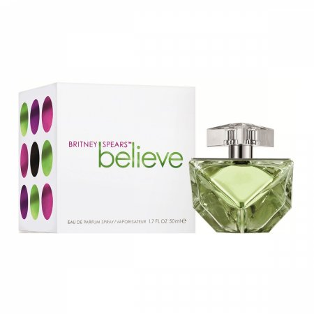 Britney Spears Believe, woda perfumowana, 100ml (W)