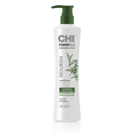 CHI Power Plus, szampon oczyszczający, 946ml