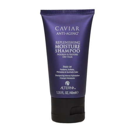 Alterna Caviar Anti-Aging, szampon nawilżający, 40ml