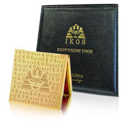 Ikos Gold Edition Egyptische Erde, oryginalna glinka egipska, 13g + Etui