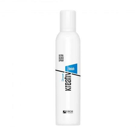 CeCe Kreativ Finish, Ultra Gloss Spray, ultra nabłyszczający spray, 300ml