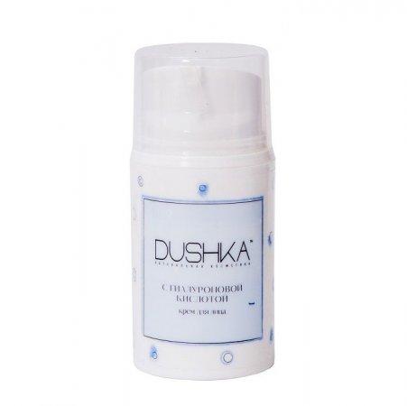 Dushka, krem z kwasem hialuronowym, 50ml