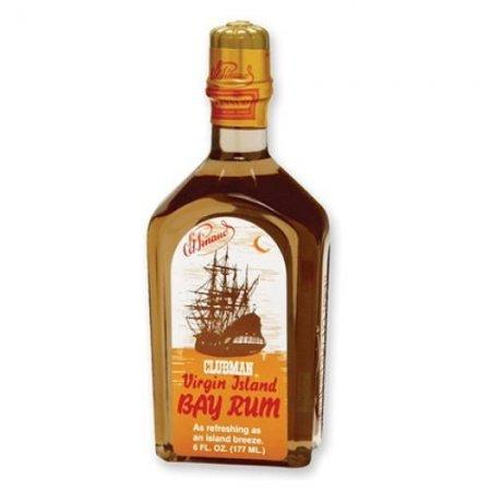 Clubman, woda kolońska Virgin Island Bay Rum, 177ml