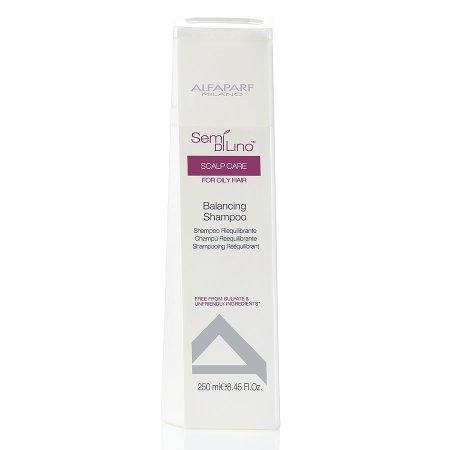 Alfaparf Scalp Care, szampon regulujący do włosów przetłuszczających, 250ml
