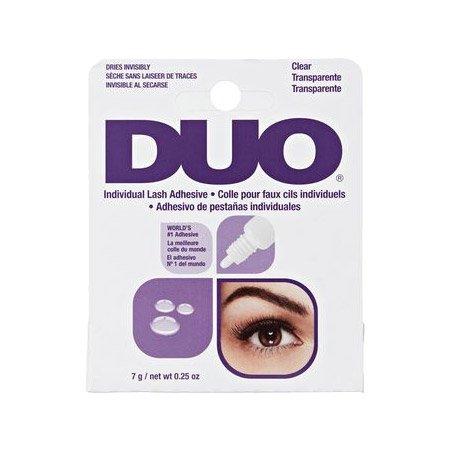 Ardell Duo Individual Lash Adhesive Clear, klej do sztucznych rzęs w kępkach, 7g