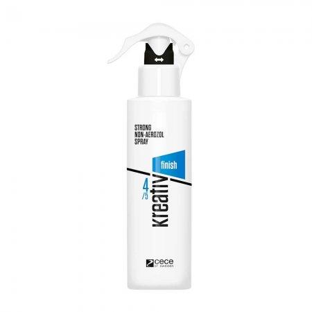 CeCe Kreativ Finish, Strong Non-Aerozol Spray, mocno utrwalający spray, 250ml