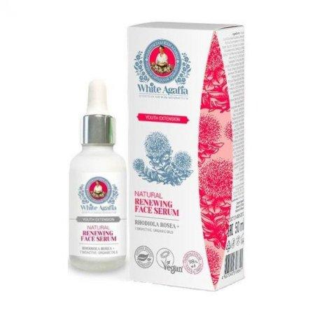 Babuszka Agafia Youth Extension, naturalne naprawcze serum do twarzy, 30ml