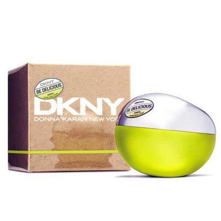 DKNY Be Delicious, woda perfumowana, 50ml (W)