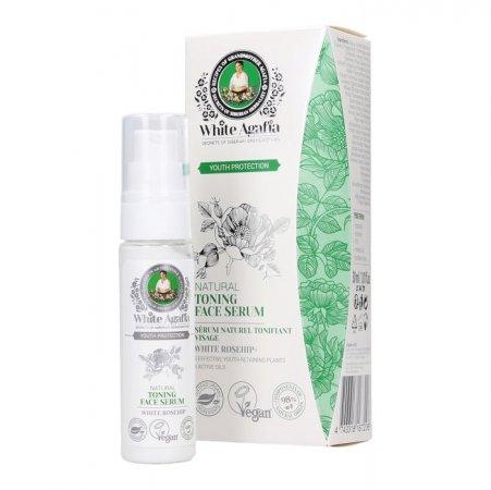 Babuszka Agafia Youth Protection, naturalne tonizujące serum do twarzy, 30ml