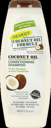 Palmers Coconut Oil, szampon odżywczo-nawilżający, 400ml