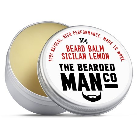 Bearded Man, balsam do brody Sycylijska Cytryna/Sicilian Lemon, 30g