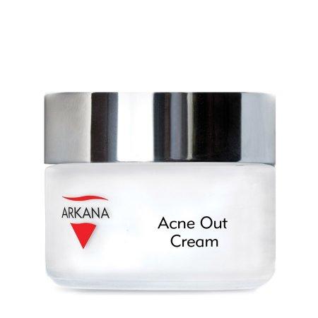 Arkana Acne Out Cream, krem do cery tłustej, 50ml, ref. 42014