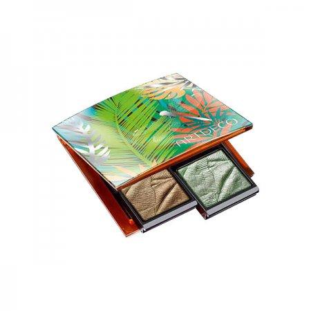 Artdeco Jungle, dekoracyjna kasetka do magnetycznych cieni do powiek