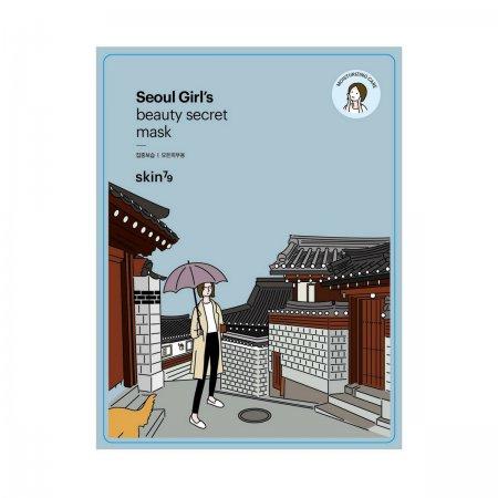 Skin79 Seoul Beauty, nawilżająca maska w płachcie, 20g