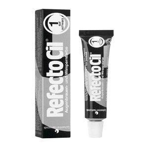 RefectoCil henna brwi i rzęs, kolor 1 głęboka czerń, 15ml