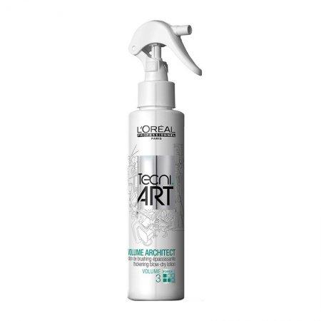 Loreal Tecni Art, Volume Architect, spray pogrubiający i dodający objętości, 150ml