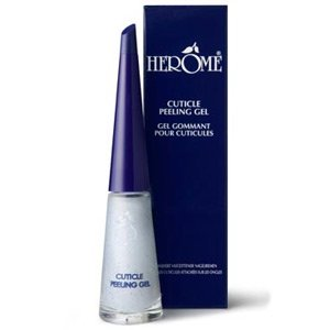 Herome Cuticle Peeling Gel, odżywczy peeling do skórek, 10ml