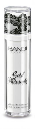 Bandi Gold Philosophy, krem na szyję i dekolt, 50ml