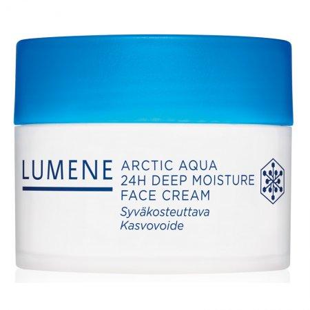 Lumene Arctic Aqua, g��boko nawil�aj�cy krem do cery suchej i normalnej, 50ml
