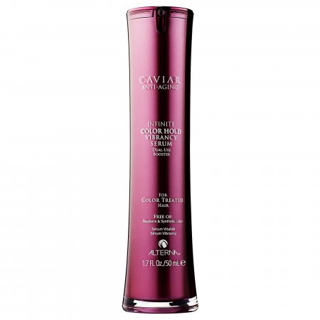 Alterna Caviar Infinite Color Hold Vibrancy Serum, serum do włosów farbowanych, 50ml
