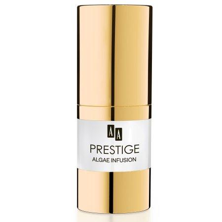 AA Prestige Algae Infusion, ekspresowo nawilżający krem pod oczy, 15ml