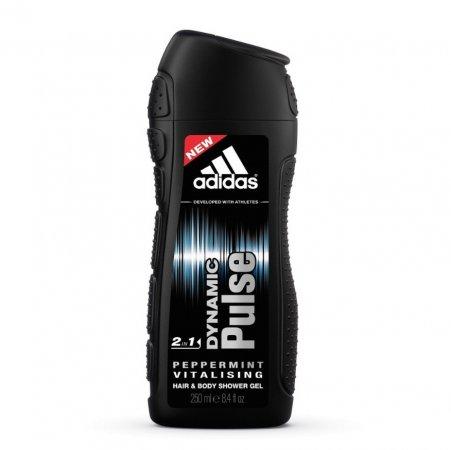 Adidas Dynamic Pulse, żel pod prysznic, 250ml (M)