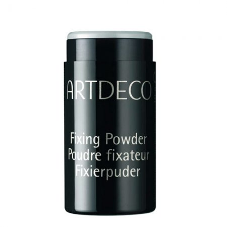 Artdeco Fixing Powder, puder do twarzy, bezbarwny, utrwalaj�cy makija�, wk�ad, 10g, ref.4930