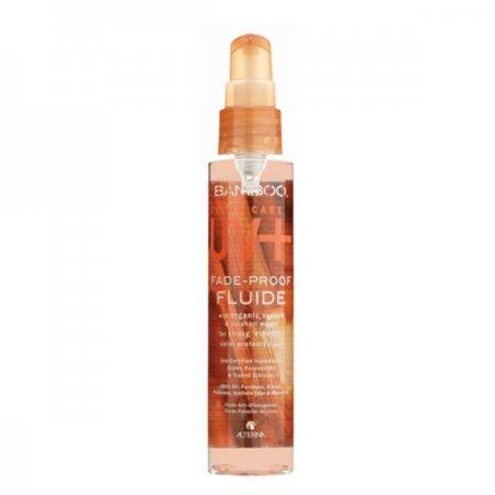 Alterna Bamboo Color Care, lekki fluid nabłyszczający do włosów farbowanych, 75ml