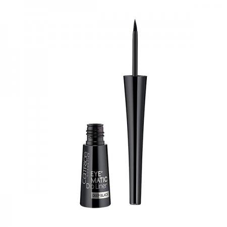 Catrice Eye'Matic Dip Liner Deep Black 010, eyeliner