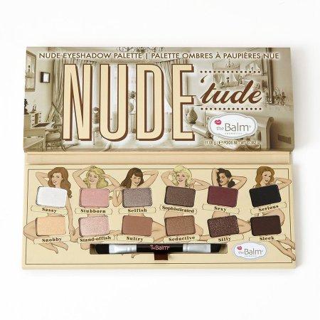 The Balm, Nude Tude, paleta cieni