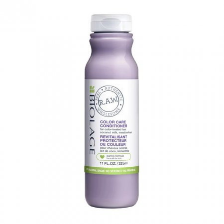 Biolage RAW Color Care, odżywka do włosów farbowanych, 325ml