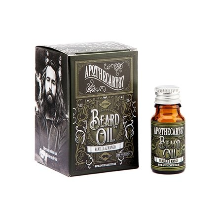 Apothecary87, Beard Oil, Mango & vanilla, olejek do brody, 10ml