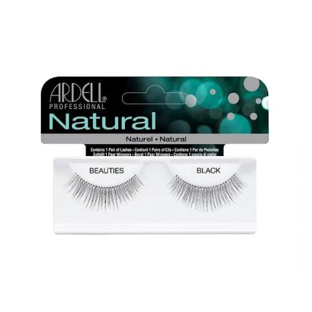 Ardell Natural, Beauties Black, rzęsy na pasku
