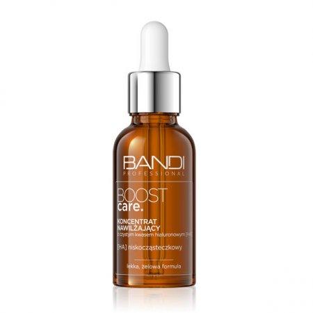 Bandi Boost Care, koncentrat nawilżający z czystym kwasem hialuronowym, 30ml