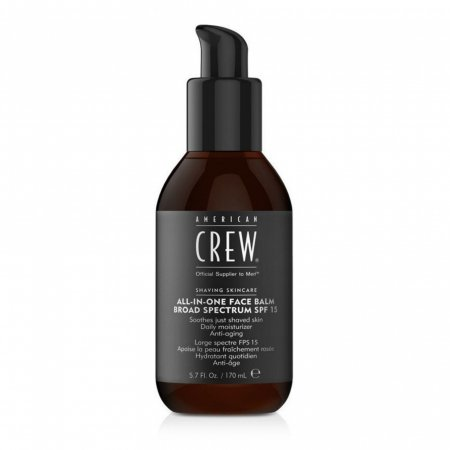 American Crew, balsam do twarzy SPF15, 170ml