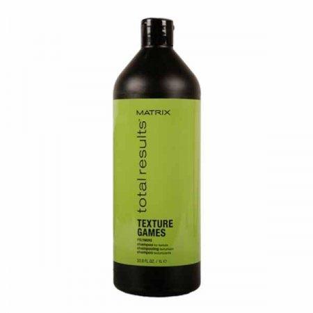 Matrix Total Results Texture Games, szampon teksturyzujący, 1000ml